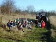 SRT Coppice Planting 2003